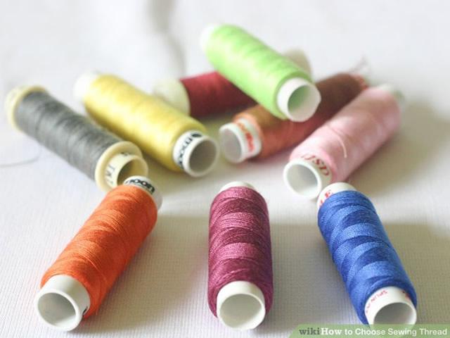 linha para feltro - linha de costura