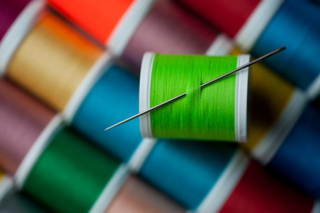 agulha de costura para feltro