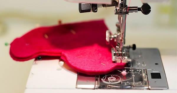 Como Costurar Feltro na Máquina – Dicas Para Facilitar Sua Vida