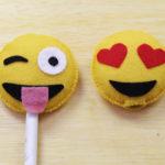 emoji feltro