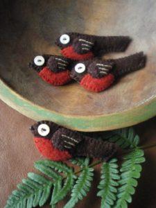 artesanato em feltro para cozinha