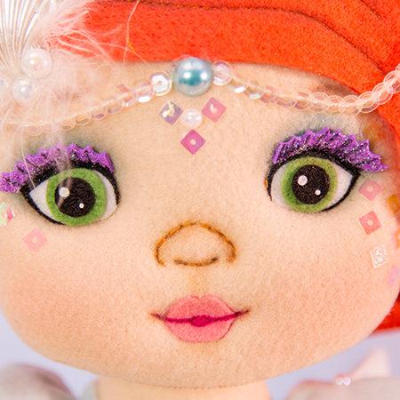 Olhos para Bonecas de Feltro: Descubra 9 Modelos para Testar