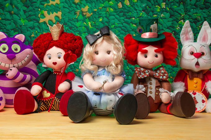 Coleção Alice no País das Maravilhas