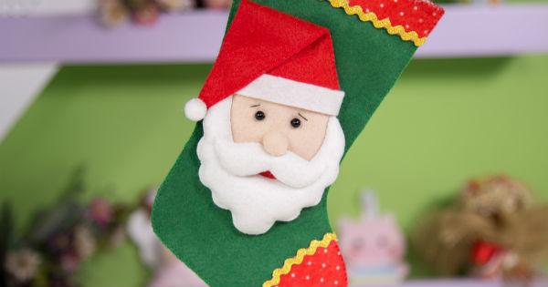 9 Moldes de Feltro para o Natal: Baixe Gratuitamente