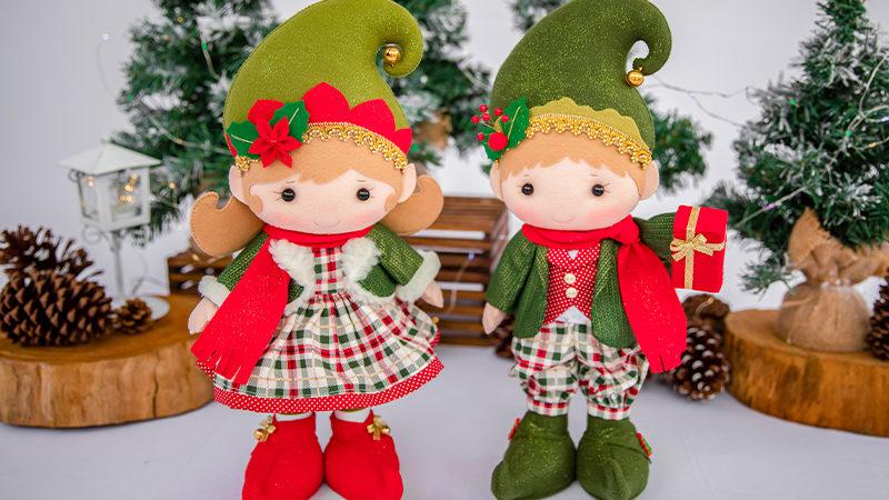 Enfeites de Natal em Feltro: As Maiores Tendências de 2020 para Fazer e Vender
