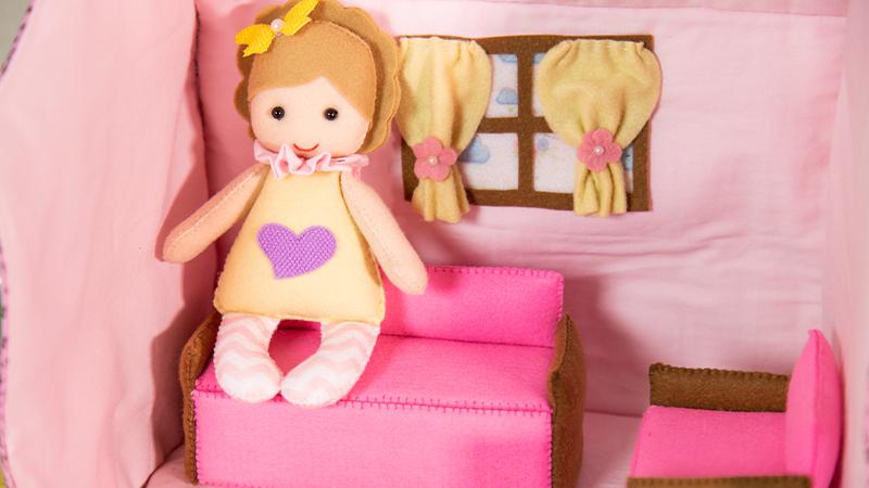 Brinquedos de Feltro: 6 Modelos Lucrativos e Fáceis de Vender